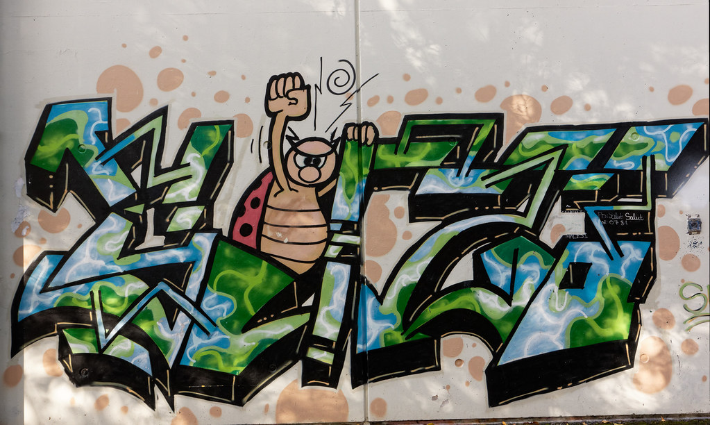 The World S Newest Photos Of Bretagne And Graffiti Flickr