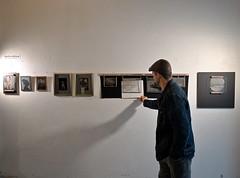 Wet Plate Photography, R. Howard-Jones at Gore Studios, Eastside Culture Crawl (roaming-the-planet) Tags: wetplatecollodion wetplatephotography eastsideculturecrawl2019 vancouver nikkorz2470mmf28s rosshowardjones
