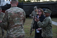 TRADOC welcomes  Joint Civilian Orientation Conference 92 (dod.jcoc92) Tags: jcoc tradoc usarmytraininganddoctrinecommand jointcivilianorientationconference92 usarmy departmentofdefense kimjoiner forteustis virginia usa