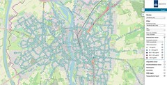 Maastricht NO2 (European Roads) Tags: maastricht air quality luchtkwaliteit milieuzone no2