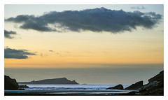 PORTH II (Barry Haines) Tags: towan headland newquay cornwall fishing boat sea sky sunset gm 100400mm sony a7r4 handheld porth
