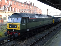 Locomotive Services Limited D1924 at Crewe (Rorymacve Part II) Tags: emu diesel express multipleunit rail train electriclocomotive passenger shunter trains dmu branch diesellocomotive class engine mainline railways steamlocomotive locomotive freight railway track