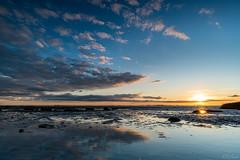 Waarde (Omroep Zeeland) Tags: westerschelde waarde slik wolken wolkenlucht zonsondergang sunset