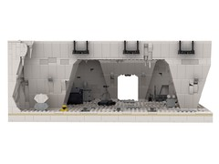 My very own Hoth Echo Base Hangar Bay MOC (TheCreatorr) Tags: lego starwars legostarwars moc legomoc starwarsmoc legostarwarsmoc hoth echobase legohoth legoechobase theempirestrikesback legophoto legoafol