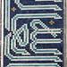 Calligraphic tiling