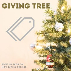 We are excited to partner with John Ross Elementary again this year to help provide Christmas gifts for families in need through Giving Tree. You can pick up your tags this Sunday, Nov 24th, or the following Sunday, Dec 1st (if there are any left.)We are (rcokc) Tags: we excited partner with john ross elementary again this year help provide christmas gifts for families need through giving tree you can pick up your tags sunday nov 24th or following dec 1st if there any leftwe grateful opportunity go make difference 🙌