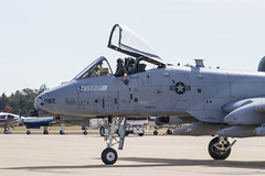 _MG_5825 (DustinScriven) Tags: a10 warthog airport avgeek aviation aviationgeek airforce usaf usa america united states merica brrrt cas air support plane jet airplane