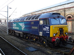 Direct Rail Services 57309 at Crewe (Rorymacve Part II) Tags: emu diesel express multipleunit rail train electriclocomotive passenger shunter trains dmu branch diesellocomotive class engine mainline railways steamlocomotive locomotive freight railway track