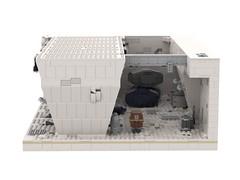 My very own Hoth Echo Base Hangar Bay MOC (TheCreatorr) Tags: lego starwars legostarwars moc legomoc starwarsmoc legostarwarsmoc hoth legohoth legoechobase echobase theempirestrikesback legoafol legophoto