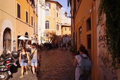 Trastevere, Rom (AWe63) Tags: trastevere rom italien city street stadt urban pentax pentaxk1mkii pentaxdfa2470mm28 andreasweyermann cawe63