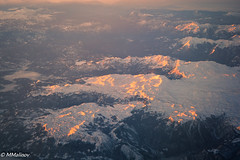 Amazing sunrise above the Alps (M Malinov) Tags: above alps nature sunrise airplane aircraft самолет гледка view amazing beautiful beauty environment europe eu earth земя алпи mountain планина изгрев слънце sun wonderful sky aerial panorama