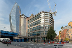 Bankside Yards (James D Evans - Architectural Photographer) Tags: architectural architecturalphotography architecture bankside banksideyards building buildings builtenvironment constructed construction constructions london southbank structure thebuiltenvironment urban