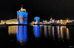 Nouvel éclairage à La Rochelle (François Tomasi) Tags: larochelle françoistomasi 2019
