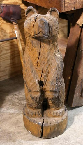 Carved Bear ($123.20)