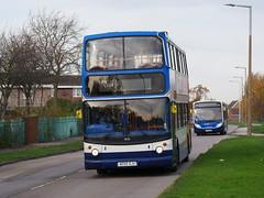 [LOAN] Stagecoach East 18335 - AE55 DJU (Hullian111) Tags: stagecoach east 18335 dennis trident alexander alx400 ae55dju ae55 dju loan long sutton