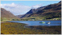 Dornie (Ben.Allison36) Tags: loch long wester ross scotland scottish highlands village explored