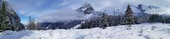 Panorama von Kandersteg (Nice Day) Tags: schnee kandersteg panorama winter