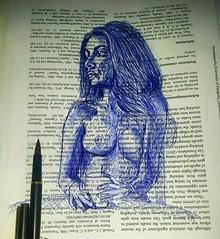 Relajación... Pequeños dibujos a pluma estilográfica. . . #portrait #drawing #art #draw #painting #buonanotte #plumaestilografica #blue #artist#dibujos #tinta #sketch #fanart  #artlovers #painter #artsharing #artstagram #woman #portrait#ink#buenasnoches # (egc2607) Tags: blue ink sketch disegno tinta goodnight instagram tattoo art plumaestilografica artdaily dibujosapluma artlovers bellezza artist painter painting artsharing drawing buenasnoches hairstyle fanart buonanotte beautifulgirl dibujos portrait woman artstagram draw