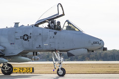 _MG_5930 (DustinScriven) Tags: a10 warthog airport avgeek aviation aviationgeek airforce usaf usa america united states merica brrrt cas air support plane jet airplane