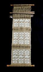 Backstrap Loom Oaxaca Mexico Huave (Teyacapan) Tags: ikoots huave waistloom backstraploom telar mexico oaxaca textiles