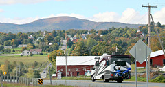 on the road  - danville, vermont (JimmyPierce) Tags: ontheroad vermont danville