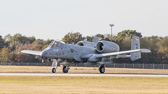 _MG_5937 (DustinScriven) Tags: a10 warthog airport avgeek aviation aviationgeek airforce usaf usa america united states merica brrrt cas air support plane jet airplane