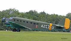 CASA 352L (Ju 52) n° 103  ~ F-AZJU / AZ+JU (Aero.passion DBC-1) Tags: 2019 meeting fertéalais dbc1 david biscove aeropassion avion aircraft aviation plane collection airshow casa 352l ju52 ~ fazju azju