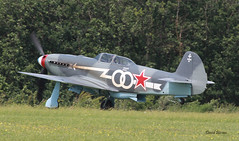 Yakovlev Yak-3 (Aero.passion DBC-1) Tags: 2019 meeting fertéalais dbc1 david biscove aeropassion avion aircraft aviation plane collection airshow yakovlev yak3