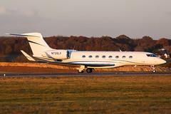 N720LF | GLF6 | EGGW (Ashley Stevens images) Tags: luton airport eggw ltn canon eos aircraft aeroplane aviation civil airplane n720lf