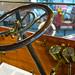 1907 Model H dashboard - Garford Manufacturing Co