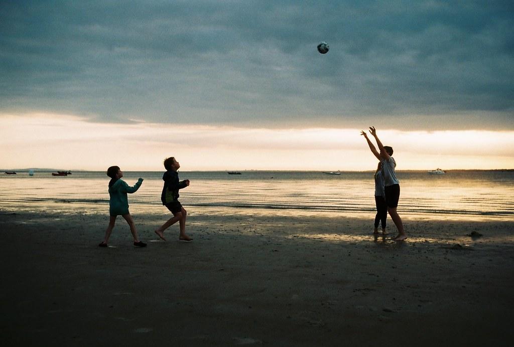 2019-07 Beach Football