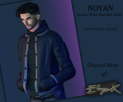 Noyan AT Men Only Monthly - Starting 20th Nov (eliyakay) Tags: secondlife sl originalmesh original jacket bomber winter november menonlymonthly men malefashion fashion male signature legacy gianni jake belleza events people world cold hoodie