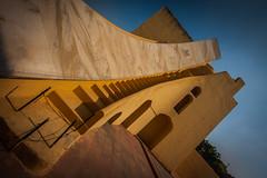 Jaipur - Jantar Mantar (Chas Pope 朴才思) Tags: 1022mm 2019 india jaipur pinkcity rajasthan jantarmantar observatory sundial