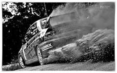 Kumho Tyres Rally of the Bay - Batemans Bay NSW Australia (John Panneman Photography) Tags: kumhotyres rallyofthebay 1september2012 batemansbay nsw australia panneman nikon d50 bay dirt dust stones rally