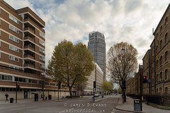 Blackfriars Circus (James D Evans - Architectural Photographer) Tags: architectural architecturalphotography architecture blackfriarscircus building buildings builtenvironment constructed constructions london structure thebuiltenvironment tower urban