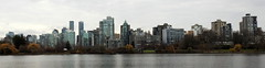 Vancouver's Wall of Glass (Lost Lagoon) (EastLadner) Tags: stanley park dncb rogers 201948
