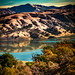 Fall Colors at Calaveras Reservoir