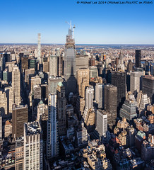 Long Shadows (20191116-DSC09211) (Michael.Lee.Pics.NYC) Tags: newyork esb empirestatebuilding onevanderbilt shadow chryslerbuilding architecture cityscape skyline skyscraper aerial queens queensborobridge sony a7rm4 fe24105mmf4g