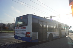 MAN NL283 Lion's City #2037 (Ikarus1007) Tags: pkm gdynia man nl283 lions city 2037