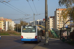 MAN NL283 Lion's City #5091 (Ikarus1007) Tags: pka gdynia man nl283 lions city 5091