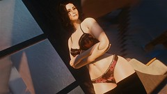 Lingerie (Diei Pi - Skyrim&Fallout Photography) Tags: fallout4 fallout nsfw screenshot screenshots screenarchery sexy sfm gaming girl games girls hot