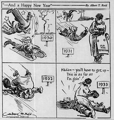 New Year - Enquirer - 29 Dec 1932