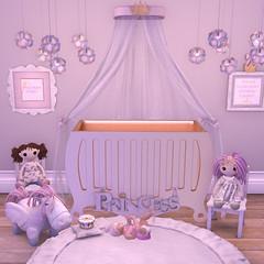 #586 (Prettybubbles.) Tags: sl secondlife homedecor decor nursery blackbantam ar