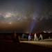 Milky Way at the Pinnacles Desert
