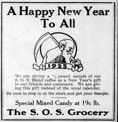 New Year - Enquirer - 31 Dec 1925