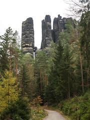 SäulenDiagramm (Panasonikon) Tags: panasonikon sonya7 felsen mountain landschaft landscape ilce7 sonyalpha sel2870 elbsandsteingebirge sächsischeschweiz säule