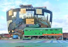 """The """"Depot"""" explained in Rotterdam (José D...) Tags: rotterdam museumboijmansvanbeuningen thedepotexplained thedepot depotboijmansvanbeuningen museumpark sony sonydsc dscrx100m3"""