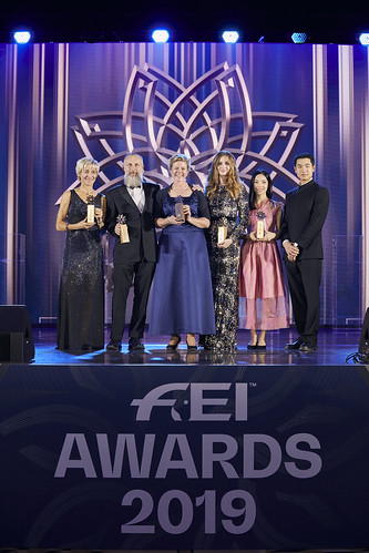 FEI Awards 2019 at the Kremlin State Palace, Moscow (RUS)