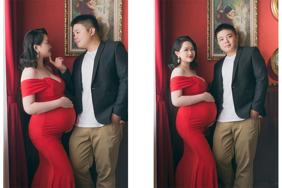 台南孕婦寫真 TY 一家人的幸孕時刻 019