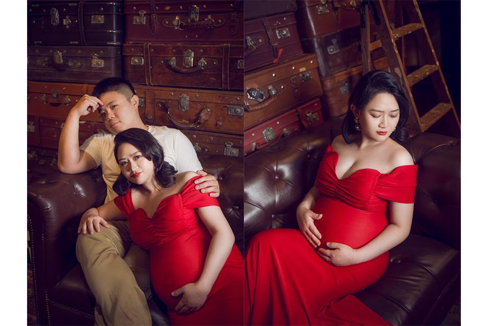 台南孕婦寫真 TY 一家人的幸孕時刻 012